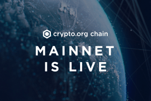 Crypto.org Chain Mainnet Is Live : 20% p.a. Staking Rewards With Strong Product Roadmap