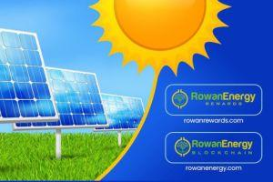Blockchain goes Mainstream with Rowan Energy
