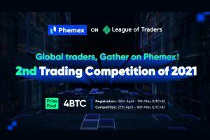 2nd Edition of League of Traders is Here - 4 BTC on The Line