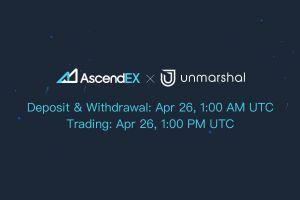 Unmarshal Listing on AscendEX