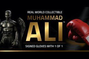 Ethernity Sports Legend Weekend Drop: The Muhammad Ali NFT Collection