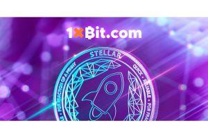 Crypto Gambling with Stellar - Now on 1xBit