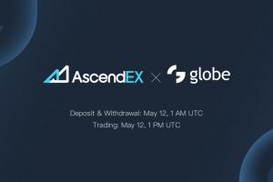 Globe Listing on AscendEX