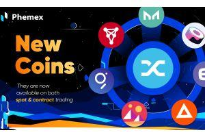 XRP is Back on the Phemex Crypto Exchange