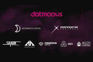 dotmoovs Raises 840,000 USD From Strategic Investors and Partners