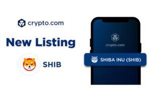 Crypto.com Lists 'Dogecoin killer' Shiba Inu Token (SHIB)