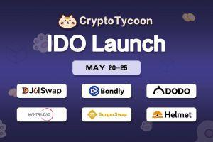 CryptoTycoon Will Launch its IDO From May 20th to 25th