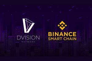 Dvision Network Set to Migrate to Binance Smart Chain on May 20