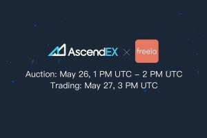 Freela Lists on AscendEX