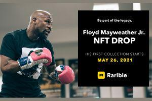 Floyd Mayweather's Legacy Collection, First Entry Into NFT Landscape