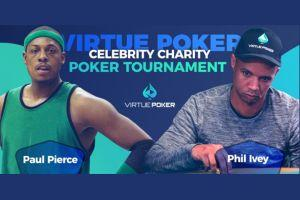 Don't Miss Virtue Poker's Celebrity Poker Charity Tournament on Twitch
