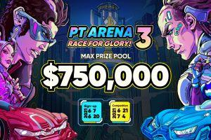 Race for Glory on Phemex Trader's Arena III - Up to $750k on The Line