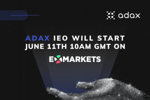 Cardano-Based Decentralized Exchange Hosting its IEO on ExMarkets
