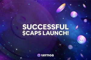 A Successful Listing for Ternoa