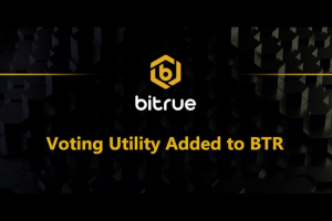 Crypto Exchange Bitrue Says Voting Rights Added to Native Token BTR