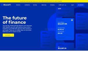 BlockFi: No Annual Fee on Card + New Deposit Bonus