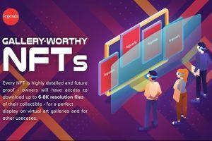 Legends: The Premium NFT Minting Platform