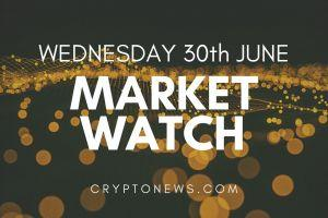 Bitcoin and Ethereum Hesitate, WAVES and ETC Hold Gains