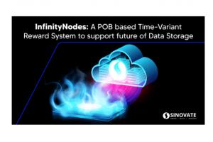 Infinity Nodes: Proof-of-Burn Time-Variant Reward System for Data Storage