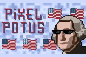 Collect Rare Cards, Combine to Earn NFTs of US Presidents with PixelPotus