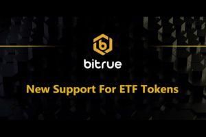 Cryptocurrency Exchange Bitrue Adds Support for Leverage Tokens