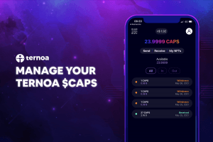 Ternoa's Wallet to Include The Project's Main Features in One Smart App