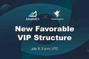 AscendEX Launches Hummingbot Rebate Campaign