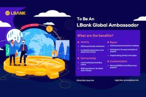 LBank Recruits Global Elites to Share Crypto Growth Dividends