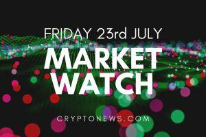 Bitcoin and Ethereum Trim Gains, Altcoin Rally Slows Down