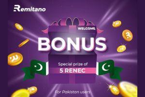 Bonus Program From Remitano Exchange for Pakistan Users