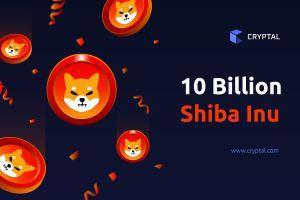Cryptal Gives Away 10 Billion Shiba Inu Coins in Three Days