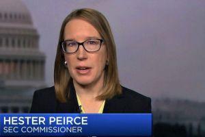 SEC's Pierce Returns to the Warpath to Criticize Poloniex Settlement