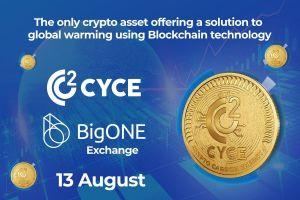 Prepare For The Freshest Development in The Crypto World With CYCE COIN