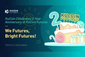 KuCoin Futures Exceeds 3 Million Users on Its Second Anniversary