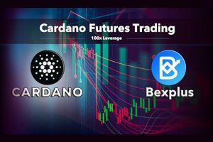 Bexplus Listed ADA: 100X leverage and 100% Deposit Bonus Up to 10 BTC