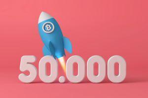 Bitcoin Again Looking Bullish as Price Tests USD 50K