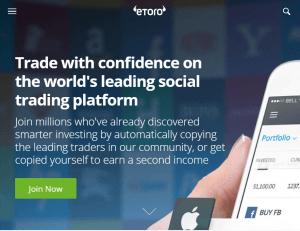 Buy Bitcoin with PayPal eToro