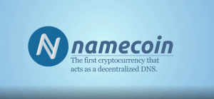 what are altcoins namecoin