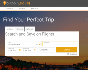 spend bitcoin bitcoin.travel