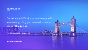 nextrope lab london 2019 discount promo code