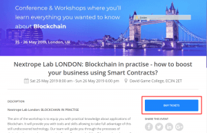 NEXTROPE LONDON CONFERENCE DISCOUNT