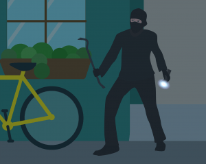 bitcoin security tips robbery burglar