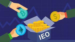 what is IEO initial exchange offering