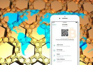 how to set up a mobile bitcoin wallet