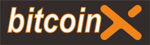 bitcoinx logo bcx