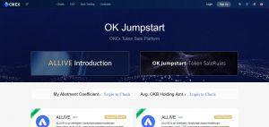 معرفی صرافی اوکی اکسچنج لانج چامپ استارت OK Jumpstart