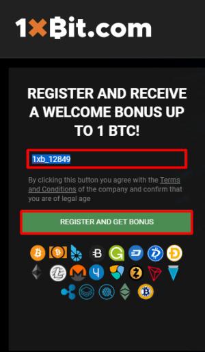 1xbit promo discount code