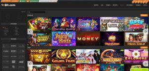 1xbit bitcoin casino review