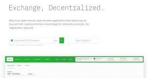 Bisq decentralized exchange buy btc US