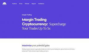 kraken margin trading